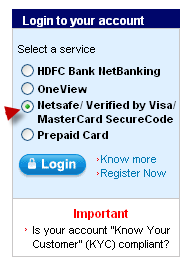 Hdfc forex customer care