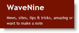 wavenine